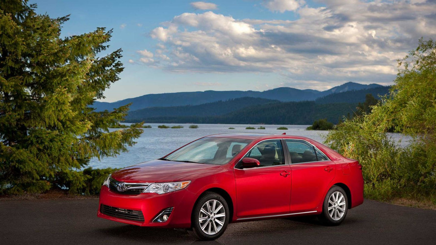 Toyota sells its 10 millionth Camry in the US