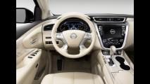 Este é o novo Nissan Murano 2015 - veja detalhes e galeria de fotos