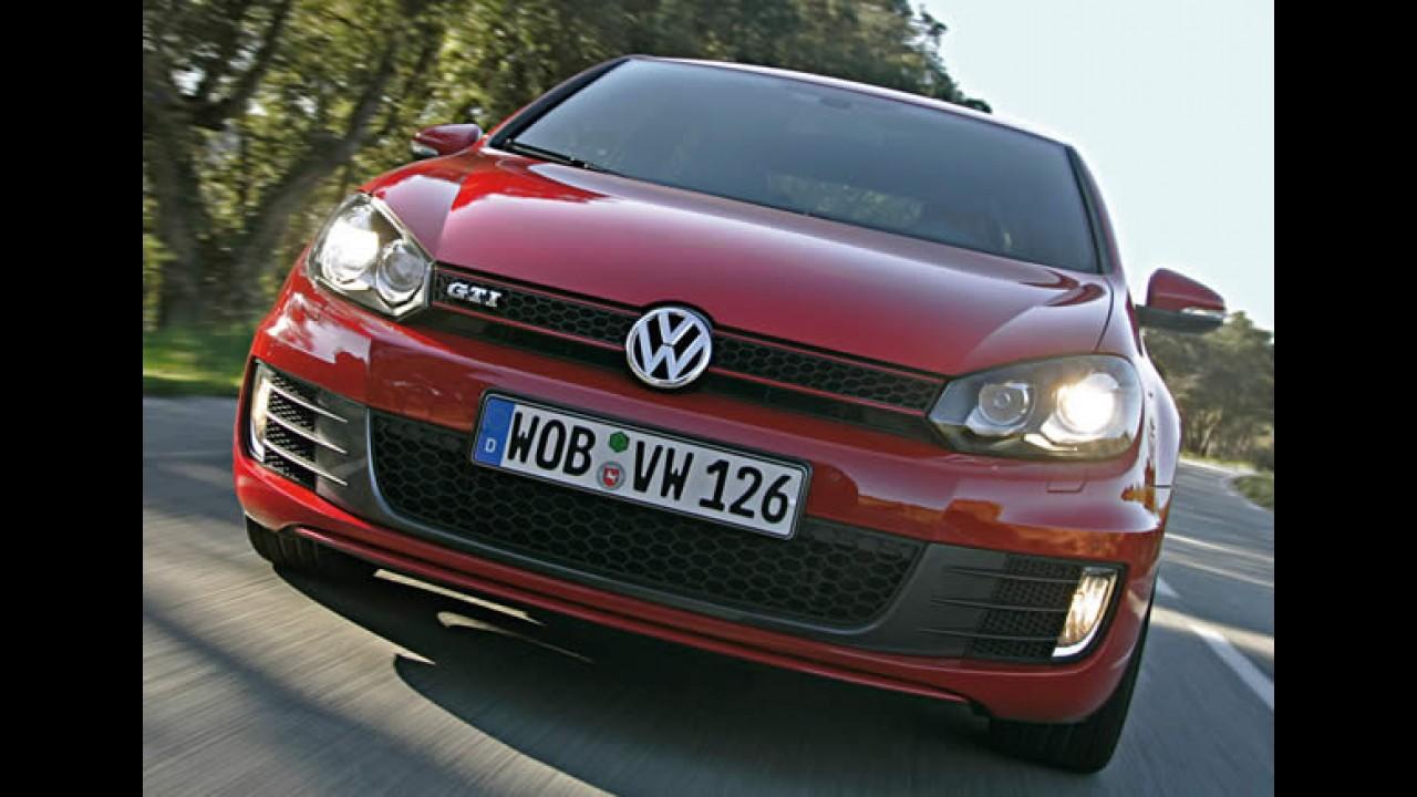 VW Golf VI faz sucesso na China - Fila de espera é superior a dois meses
