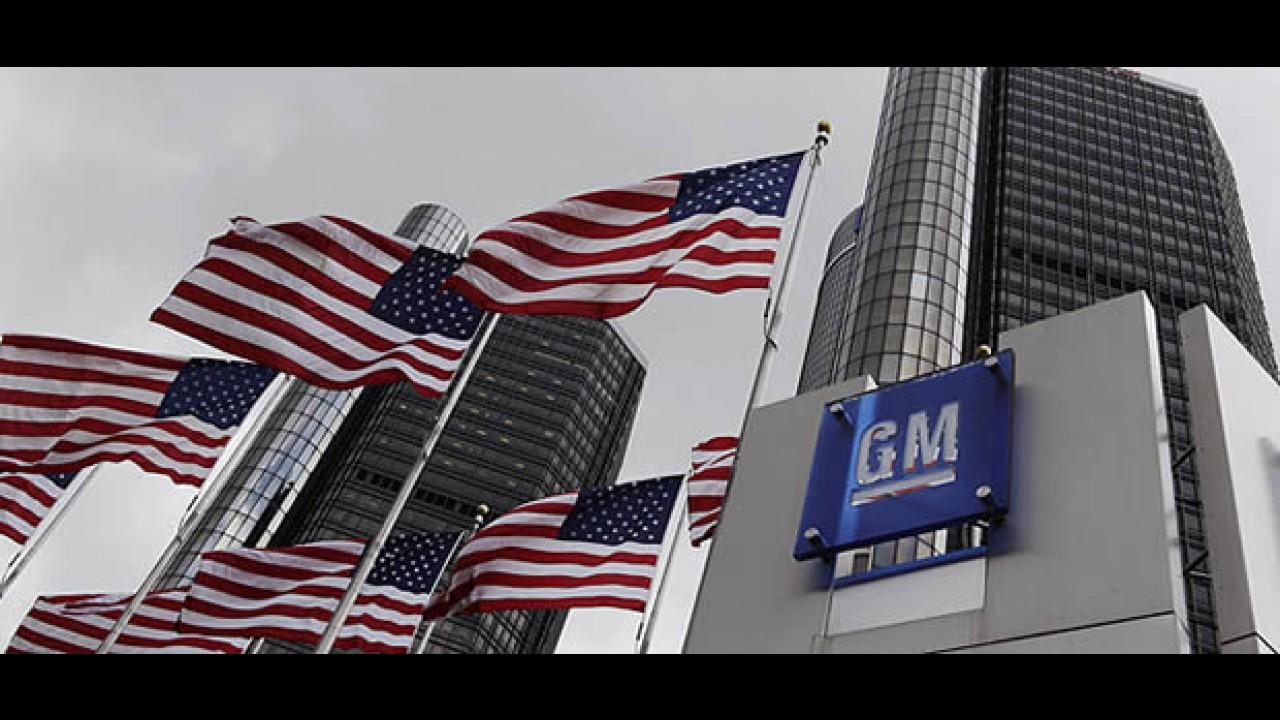 EUA: GM deixará de pagar impostos por conta de acordo