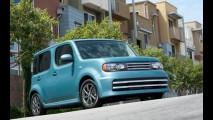 Nissan divulga os preços do Cube 2012 nos Estados Unidos