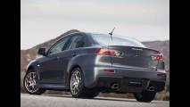 Lancer Evolution seguirá em produção até 2015, garante Mitsubishi