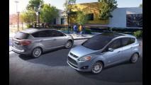 Ford C-Max é o híbrido mais vendido da história no lançamento