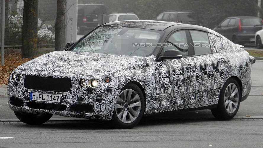 BMW 3 Series GT scheduled for March 2013 launch