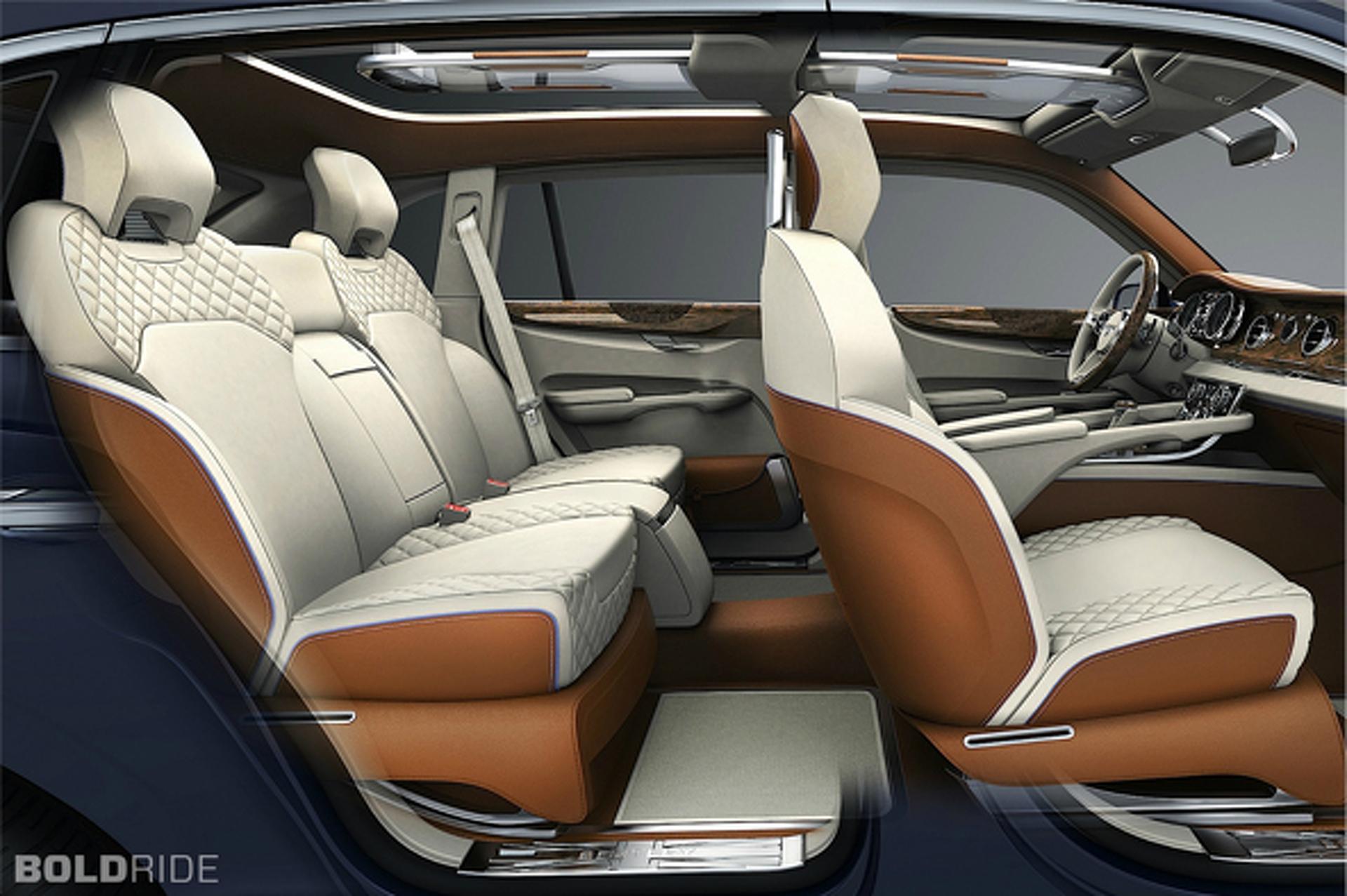 Unveiled: 2012 Bentley EXP 9 F Concept