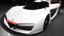 Pininfarina H2 Speed concept live in Geneva
