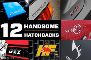 12 Most Handsome Hatchbacks Ever Built