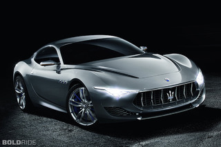 Maserati Bringing its Alfieri Coupe to Life by 2016