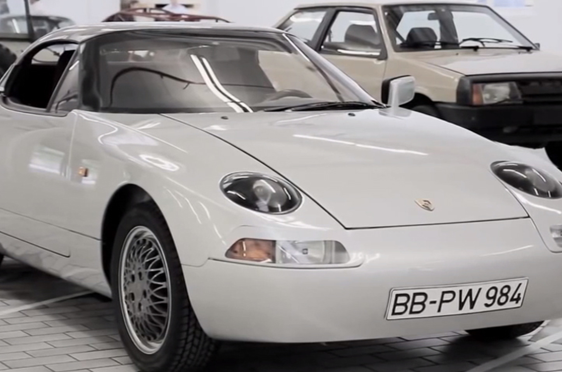 Get a Glimpse at Secrets of the Porsche Warehouse