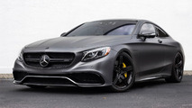 Mercedes-Benz S63 AMG Coupe by Renntech