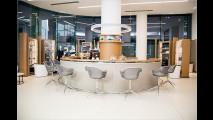 Hightech-Autohaus für britischen Luxus