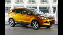 Neue Motoren für Ford Kuga