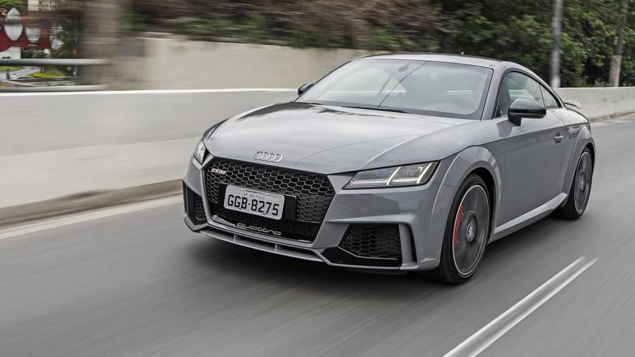 Audi TT RS é lançado com 400 cv por R$ 424.990