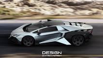 Lamborghini Forsennato prototipo