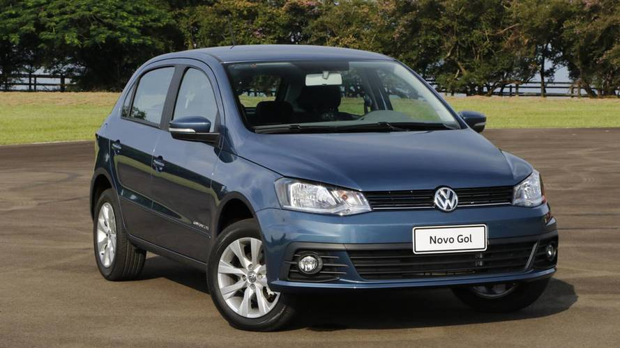 Recall - VW chama Up, Gol e Voyage para reparo na suspensão