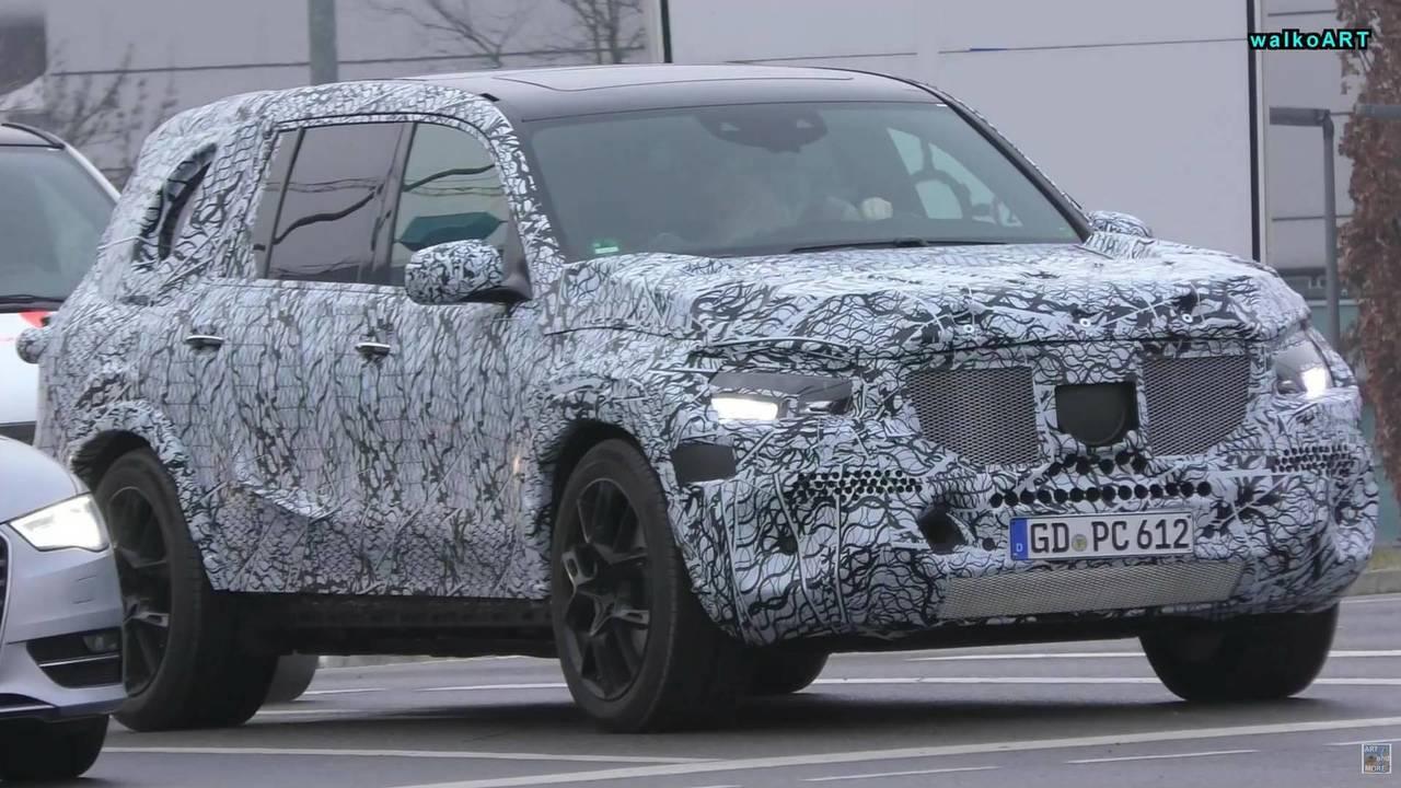 Mercedes-Benz GLS-Serisi ve  A-Serisi
