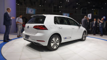 Volkswagen e-Golf restyling al Salone di Los Angeles 004