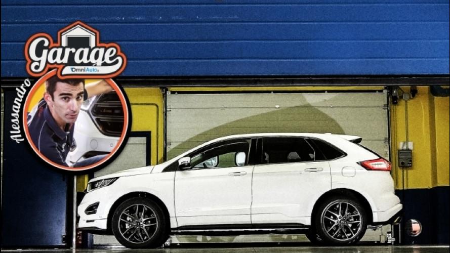 Ford Edge, le risposte alle vostre domande [VIDEO]