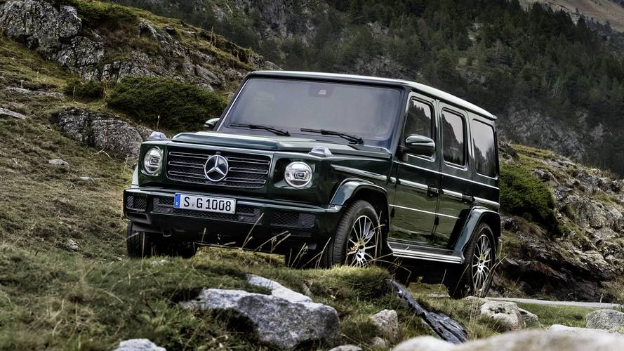New G-Class the 'jewel' of the Mercedes line-up says company boss