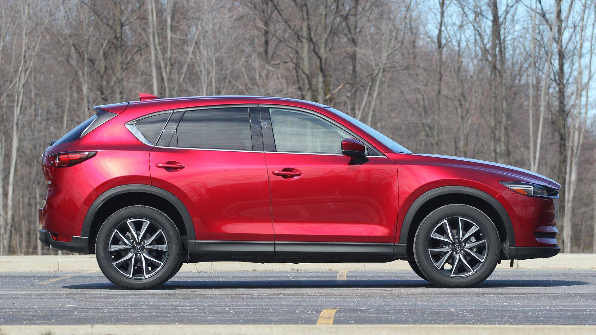 mazda cx 5 2018 review. Black Bedroom Furniture Sets. Home Design Ideas