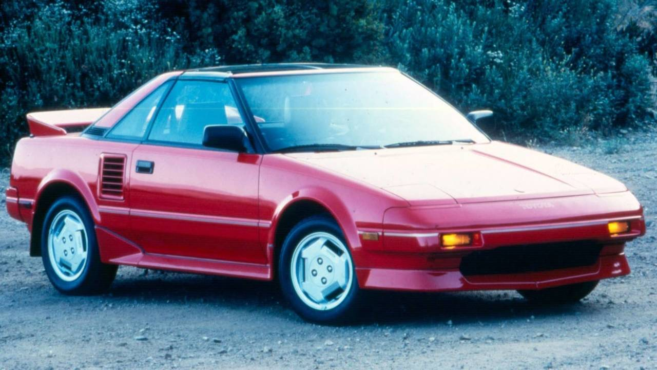 Toyota MR2: Mister two