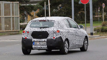 Opel Corsa Spy Photos