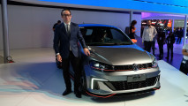 Salão do Automóvel: VW Gol GT se atualiza em forma de conceito