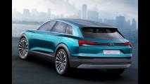 Frankfurt: Audi e-tron quattro Concept é prévia do SUV elétrico Q6