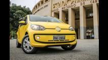 VW up! mantém cinco estrelas em novo teste do Latin NCAP
