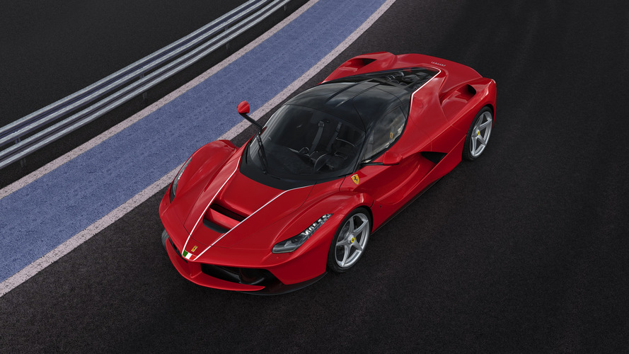 500th LaFerrari becomes most expensive 21st-Century car ever auctioned