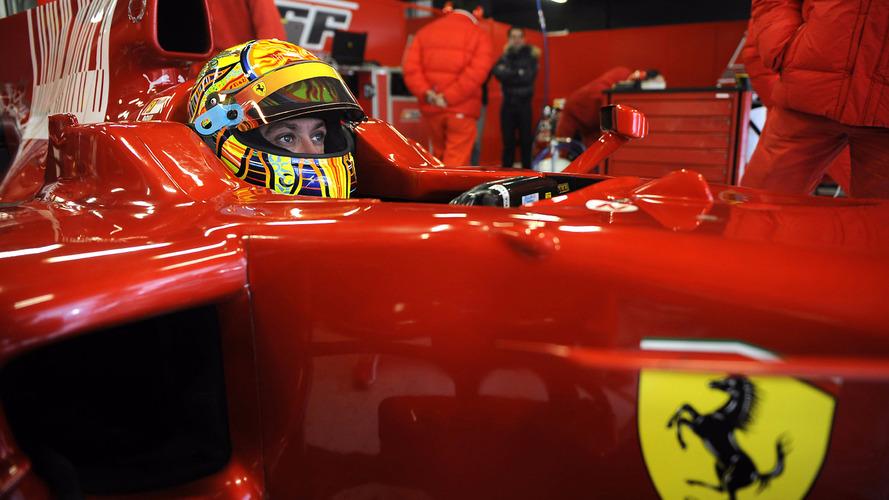 Valentino Rossi esteve muito perto de ir para Fórmula 1, diz pai