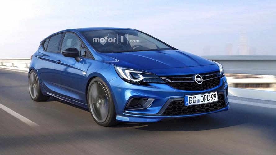 Opel Astra OPC bu yıl gelecek