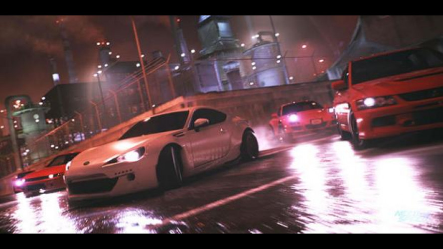 Need for Speed, debutto