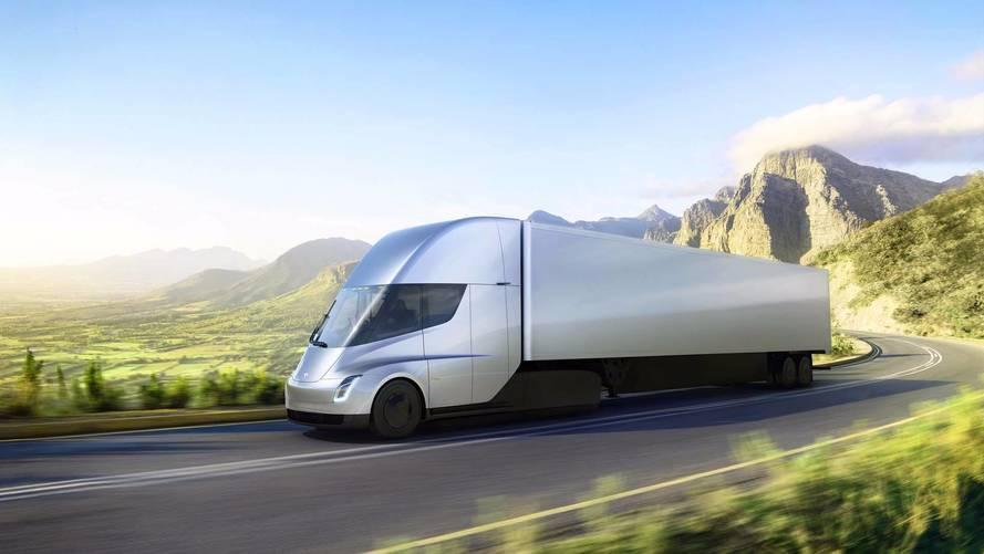 125 Tesla Semire adta le rendelését a UPS