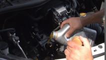 2# Verificare i livelli di olio e liquido del radiatore