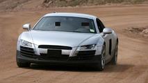 Audi R8 Spy Photo