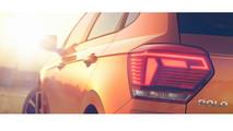 Teaser Volkswagen Polo 2018