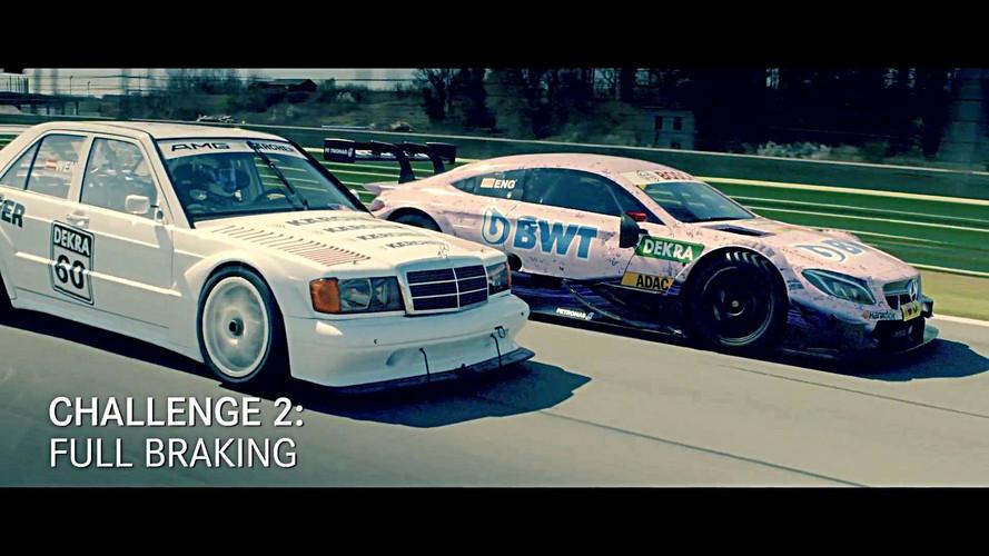 Modelos de Mercedes-Benz en el DTM