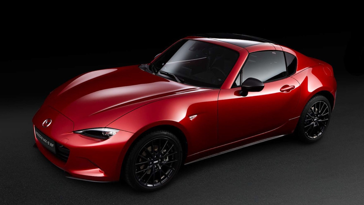 Mazda MX-5 RF Ignition 2017