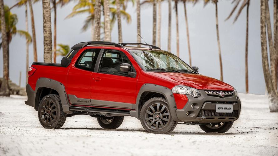 Picapes mais vendidas – Strada e Toro garantem 40% de participação para a Fiat