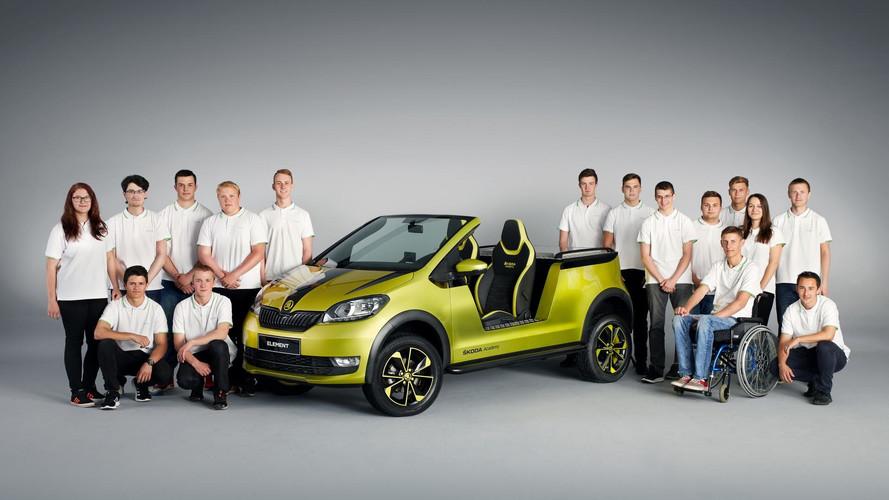 Skoda Makes The Citigo Exciting With Electric Buggy Conversion
