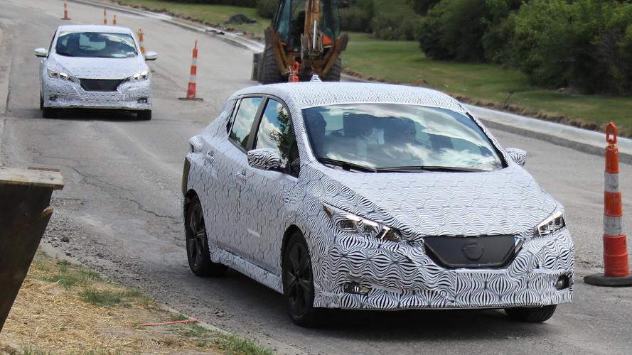 Nissan - La nouvelle Leaf pourra se garer seule