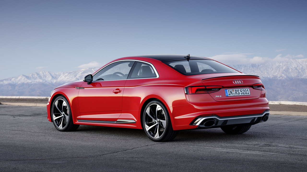 2018 audi rs5 coupe photos. Black Bedroom Furniture Sets. Home Design Ideas