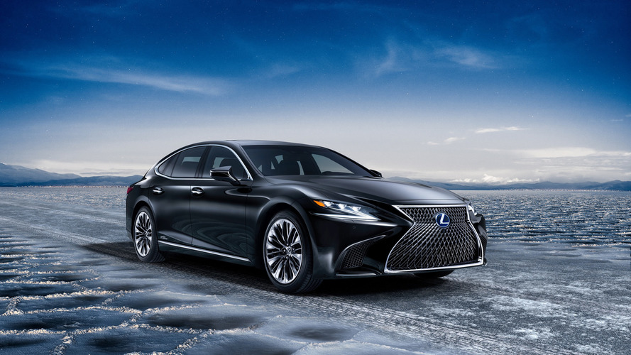 Lexus se lance officiellement en Inde avec trois modèles