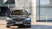 2018 Mercedes-Maybach S-Class