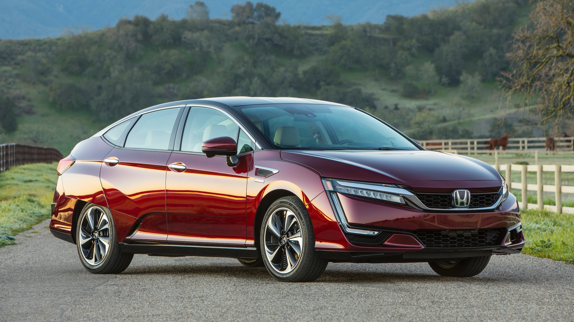 Honda Fcv Price U003eu003e 2017 Honda Clarity Fuel Cell First Drive: Just Unlike  Everything