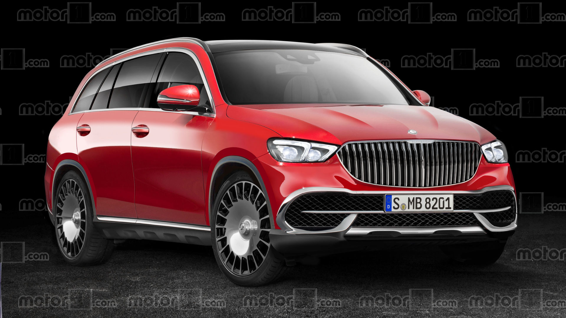 Mercedes Maybach Suv Is For Those Who Want To Overdo It