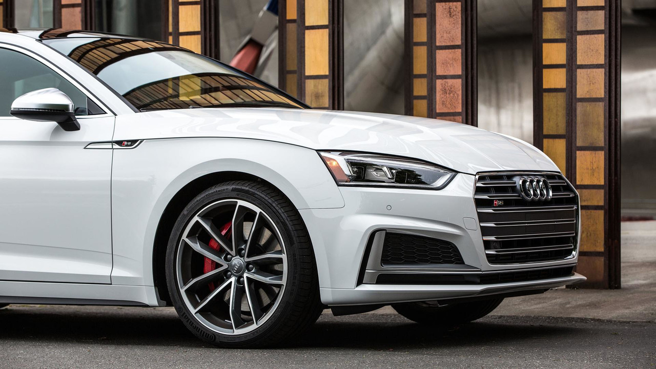 2017 Audi S5 First Drive  Autoblog