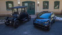 BMW i3 National Park Charging Stations