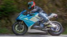 Lightning Motosiklet